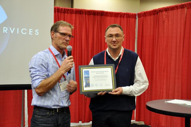 Hristovski best paper award