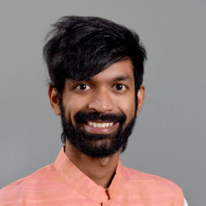 Portrait of Darshan Karwat