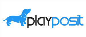 Playposit logo